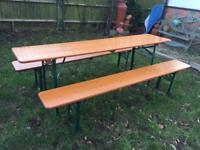 Dutch festival benches £195
