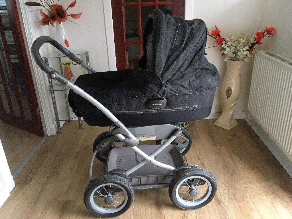 Mamas and Papas Xcel Pram/buggy