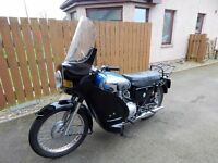 1959 600cc AJS Model 30 In excellant condition. Owned since 1995 and has had extensive work done.