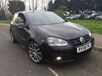 VW VOLKSWAGEN GOLF 1.4 TSI 170BHP 2008 (58) MANUAL LOW MILEAGE NEW MOT & SERVICE HEATED LEATHER MINT
