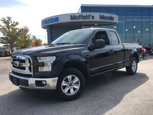 2015 Ford F-150 XLT Supecab XLT 2WD SUPERCAB  3.5L V6