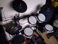 Roland TD8 V Drums - VERY HIGH QUALITY V DRUM KIT!!