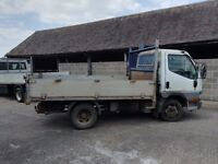 Mitsubishi Canter SWB Tipper Truck (2001) 3.5 tonner SPARES OR REPAIRS - £900 (open to offers)