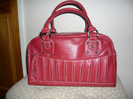 Tommy & Kate Leather Bag (NEW)