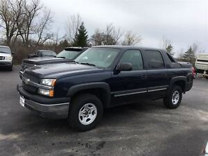 2004 Chevrolet Avalanche AS TRADED SPECIAL !!