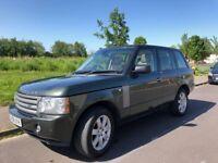 Range Rover Vogue TDV8 Automatic. Full Service History, Keswick Green Metallic.