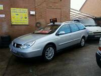 2004 Citroen C5 VTR Estate - 2.2 HDI - Tow Bar - 3 Months Warranty