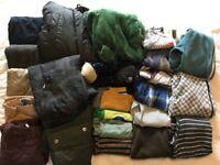 Boys Winter Clothes Bundle Age 7-9