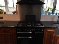 Rangemaster Cooker and Hood