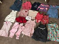 Girls 3-4 bundle (Ralph Lauren, Gap, JoJo Maman Bebe, Mayoral, Bora Bora, Zara)