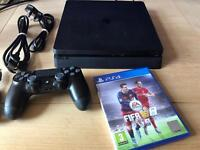 Latest PS4 slim with FIFA 16 receipt and warranty