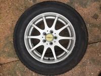 VW volkwsagen 15 inch alloys for polo golf beetle Bora Corrado Fox passat wheels and tyres