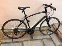 Adults Specialized Sirrus Hybrid Bike En14764 (Black)