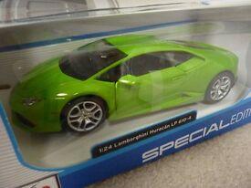 Brand New in Box Maisto special edition 1:24 Lamborghini Huracan LP 610-4