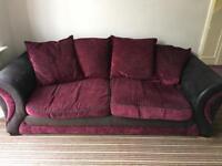 3 seater sofa FREE FREE FREE