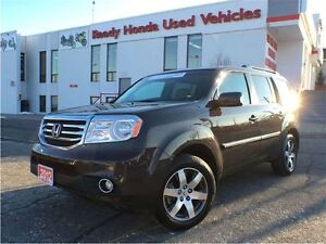2012 Honda Pilot Touring | New Tires | 1.99% financing available