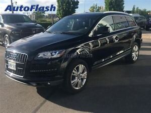 2011 Audi Q7 Premium 3.0L Turbo 'Gas' 7-Passagers 2-DVD! *