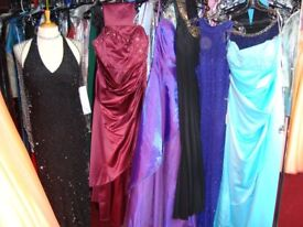 Ladies Evening and Prom Dress Business