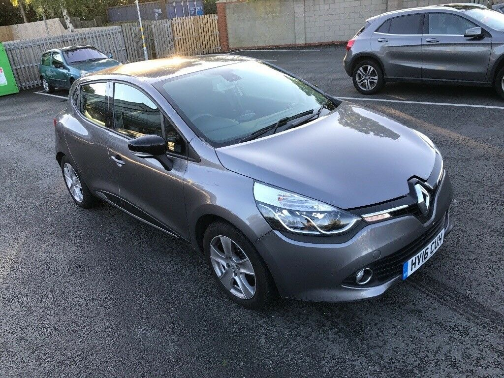 Renault Clio Hatchback 1.2 16v Dynamique Nav 5dr (start/stop) 4 YEAR WARRANTY