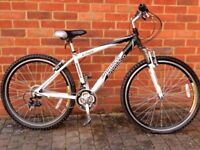 """Young mans mountain bicycle 26"""" wheel 21 speed"""