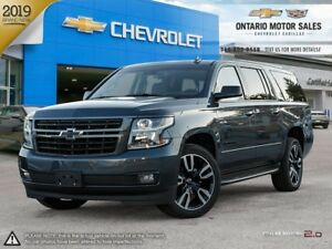 2019 Chevrolet Suburban Premier 4WD / RST EDITION / POWER SUN...