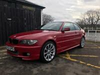 BMW 320ci m sport manual