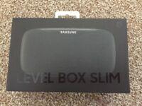 New sealed Samsung level box speaker