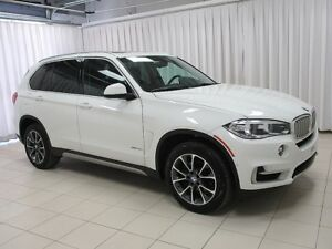 2018 BMW X5 35i x-DRIVE SUV w/ HEAD UP DISPLAY, PANO ROOF, HEA