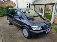 Vauxhall Zafira 1.6 Club **Probably the BEST Zafira at this price** Super condition!!