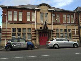 1 bed flat to rent in Newport ALL BILLS INC.