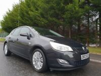 DECEMBER 2011 VAUXHALL ASTRA EXCITE 1.4 16v PETROL 5DOOR 1OWNER FROM NEW FULL SERVICE HISTORY !