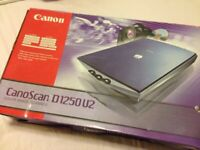 Canon CanoScan D1250 U2 A4 document scanner