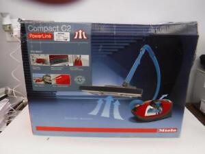 Miele Compact C2 Power Line Cat & Dog Red (NEVER USED LIKE NEW!) - We Buy and Sell Pre-Owned Goods at Cash Pawn - 117001