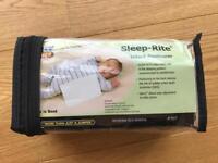 Sleep-Rite baby positioner