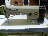 BROTHER Industrial lockstitch sewing machine Model MARK II