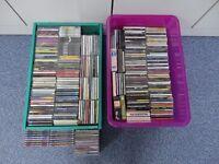 Big Job Lot / Collection Of 275 x CD Albums - Car Boot Stock
