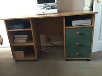 Desk free for collection