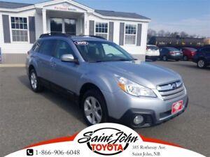 2013 Subaru Outback 3.6R $170.38 BIWEEKLY!!!