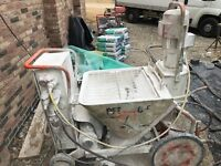 Rendering machine for sale with 3 Phase Generator