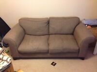 DFS Grey 2-Seater Sofa For Sale £150