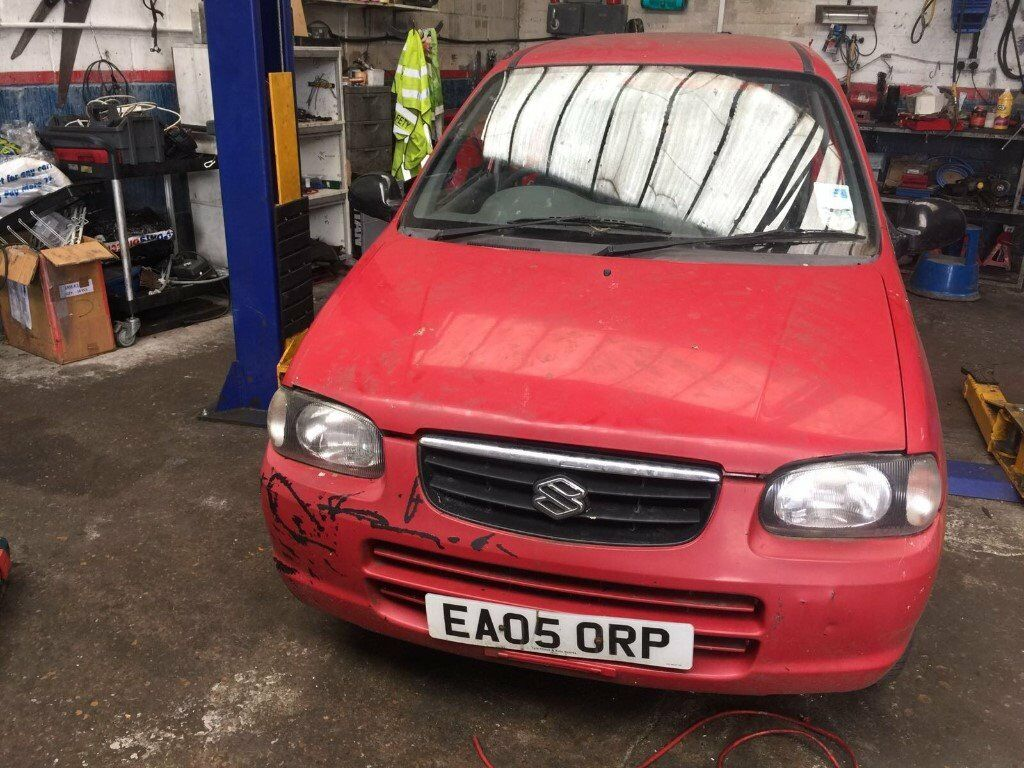 suzuki alto manual 5 doors , for parts only | in wembley, london