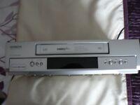 Hitachi Video Plus Recorder VHS