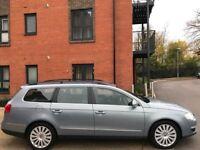 Volkswagen Passat ESTATE CR 140 HIGHLINE 2009 ** DIESEL ** LEATHER SEATS **