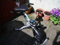Professional Folding Exercise Bike in very good condition