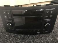 Suzuki swift radio