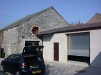 Secure workshop/ storage areas in Yatton
