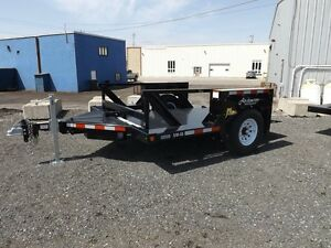 Miska Drop Deck Trailers - Super Versatile