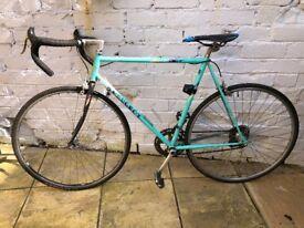 """Vintage Peugeot Road Bike 21"""" Frame"""