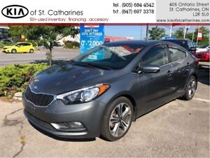 2015 Kia Forte EX MT | Backup Camera | Heated Seat | Bluetooth