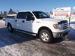2011 Ford F-150 XLT! SUPERCREW! 5.0L! CERTIFIED!